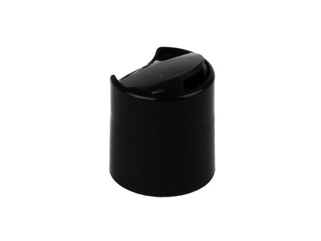 Black Disc top cap