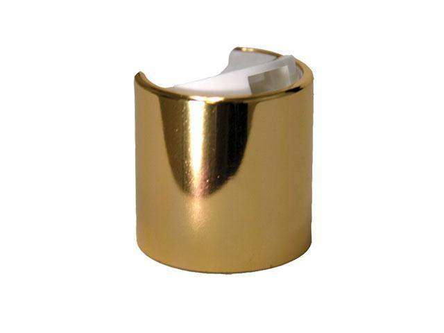 Gold (Shiny) Disc top cap