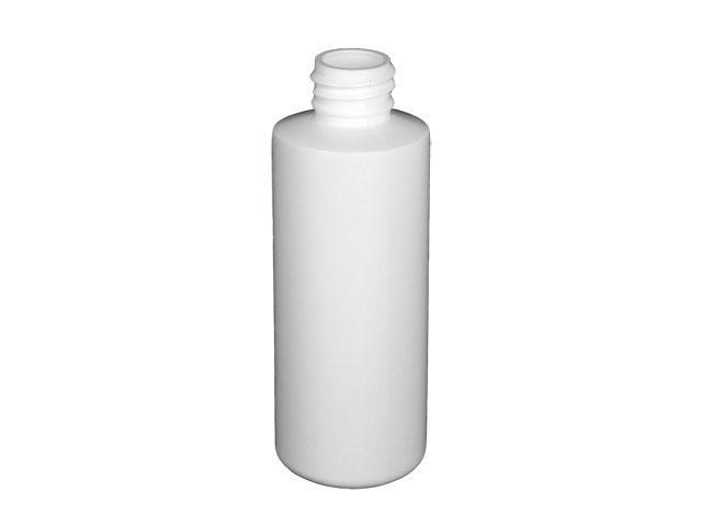 White HDPE Cylinder