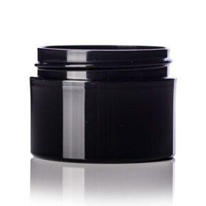 Black PP Double Wall Jar