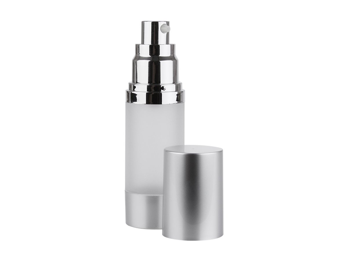 Silver/Frosted Airless Set